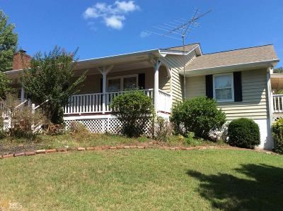 Gainesville Single Family Home For Sale: 4877 Highland Rd