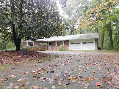 Carroll County, Douglas County Single Family Home For Sale: 4450 Yancey Rd