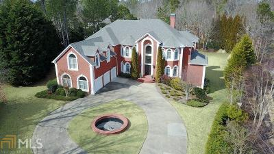 Alpharetta Single Family Home For Sale: 1220 Hopewell Crest