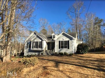 Douglasville Single Family Home For Sale: 3440 Newberry Ln