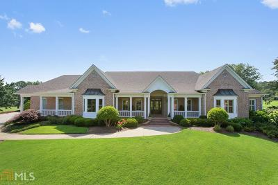 Kennesaw Single Family Home For Sale: 1300 Marietta Country Club Dr