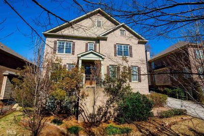 Fulton County Single Family Home For Sale: 102 W Belle Isle Rd