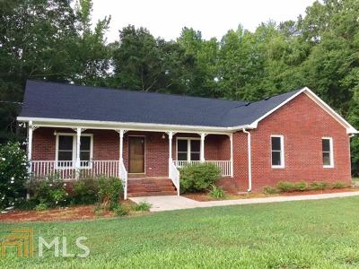 Fayette County Single Family Home New: 263 W McIntosh Rd