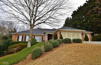 Gainesville Single Family Home For Sale: 3037 Chattahoochee Trce