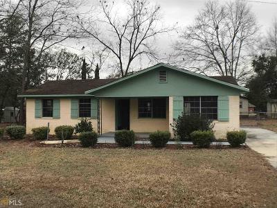 Statesboro Single Family Home For Sale: 104 President Cir