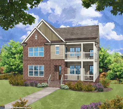 Marietta Single Family Home New: 427 Silverbell Way #101