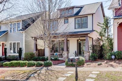 Douglasville Single Family Home New: 3129 Cunningham Ln