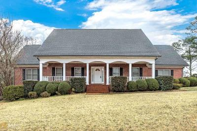 Henry County Single Family Home New: 1208 Mill Creek Ln