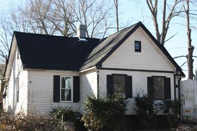 Dekalb County Single Family Home For Sale: 2061 Austin Dr
