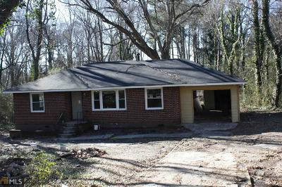 Dekalb County Single Family Home For Sale: 2087 Austin Dr