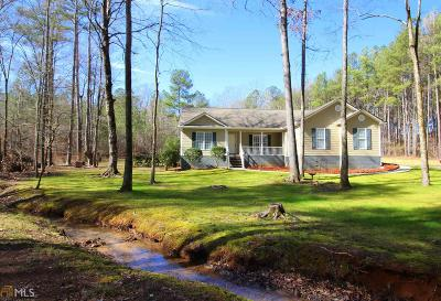 Greene County, Morgan County, Putnam County Single Family Home New: 1041 Apalachee Woods Dr