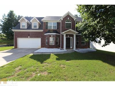 Conyers Single Family Home New: 2104 Blueberry