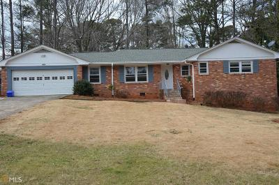 Decatur Single Family Home New: 1992 Hollidon Rd