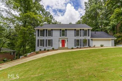 DeKalb County Single Family Home New: 2076 Starfire Dr