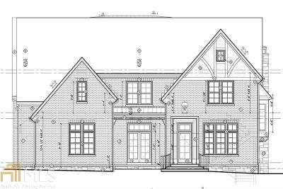 Dekalb County Single Family Home For Sale: 1593 Clifton Ridge