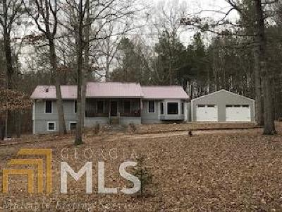 Fayette County Single Family Home New: 2689 Highway 85 S