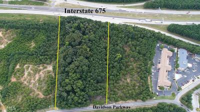 Stockbridge Residential Lots & Land For Sale: Davidson Pkwy