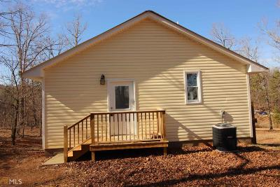 Elbert County, Franklin County, Hart County Single Family Home For Sale: 3985 Gumlog Rd