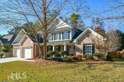 Loganville Single Family Home New: 3285 Sweet Basil
