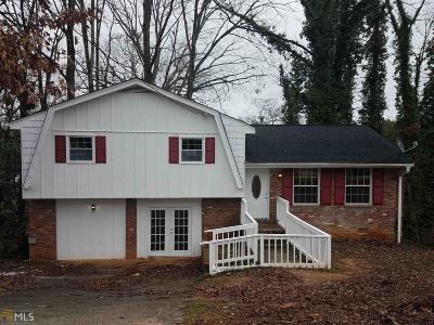 College Park Single Family Home New: 5686 Deerfield Ct