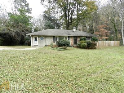 Brookhaven Single Family Home For Sale: 1743 Wayland Cir
