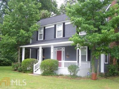 Dekalb County Single Family Home For Sale: 1226 Rock Chapel Rd