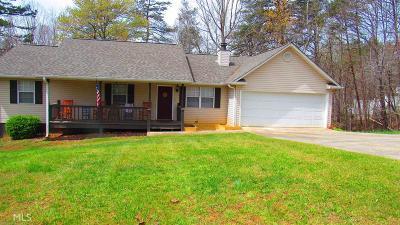 Dahlonega Single Family Home New: 56 Choctaw South Ridge