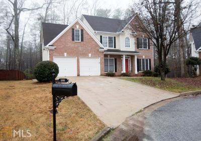 Stone Mountain Single Family Home New: 660 Oakview Tr