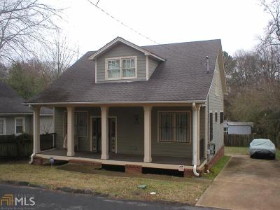 Fulton County Single Family Home For Sale: 3081 Jones St