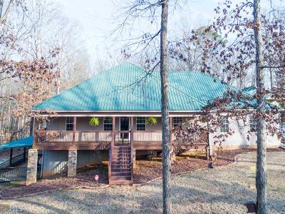 Butts County Single Family Home For Sale: 438 E Ball Rd