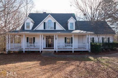 Dawsonville Single Family Home For Sale: 69 Woody Hill Cir