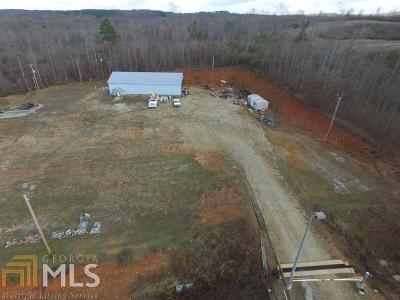 Banks County Commercial For Sale: 30265 Hwy 441 S