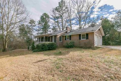 Conyers Single Family Home New: 3040 Miller Bottom Rd