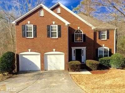 Stone Mountain Single Family Home New: 6768 Danforth Way