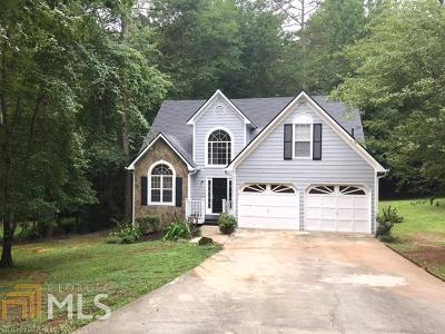 Douglasville Rental For Rent: 5247 Forest View Trl