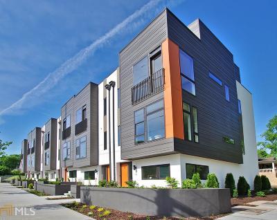Atlanta Condo/Townhouse New: 53 Reynolds Square Ln