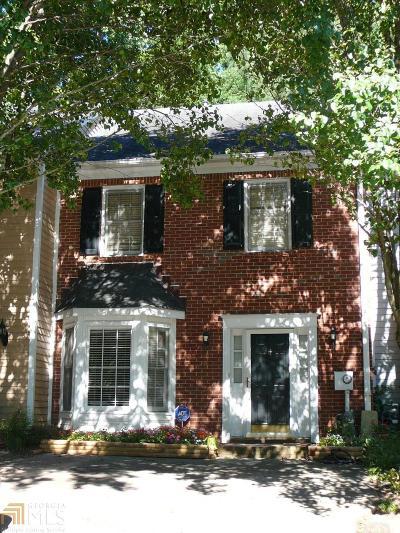 Marietta Rental For Rent: 488 Salem Woods Dr