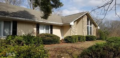 Roswell Single Family Home New: 1365 Oakhaven Dr