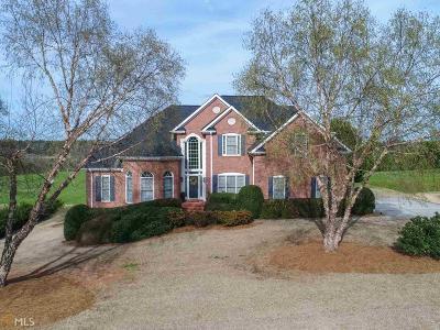 Monroe, Social Circle, Loganville Single Family Home For Sale: 1355 Ivy Plantation Dr