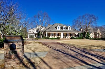 Kennesaw Single Family Home For Sale: 1322 Marietta Country Club Dr