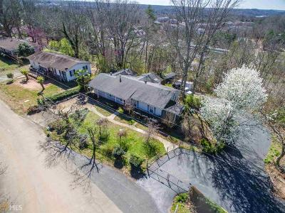 Gainesville Single Family Home New: 219 Skyview