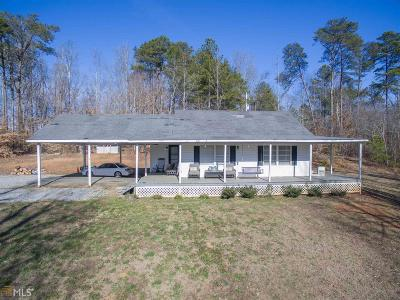 Gainesville Single Family Home New: 4081 Leach Rd