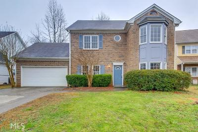 Snellville Single Family Home New: 2760 Oak Meadow Dr