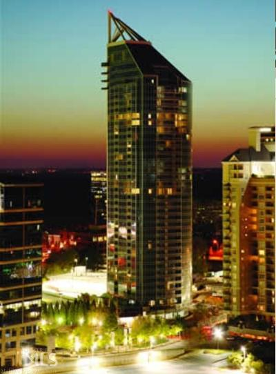 Atlanta Condo/Townhouse New: 3338 Peachtree Rd #1201