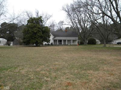 Loganville Single Family Home For Sale: 4821 Highway 81