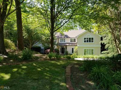 Sandy Springs Single Family Home New: 360 Kelson Dr