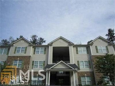 Dekalb County Condo/Townhouse For Sale: 1302 Fairington Ridge Cir