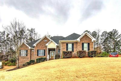 Loganville Single Family Home New: 1405 Alcovy Ridge Xing