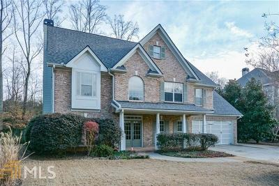 Buford  Single Family Home For Sale: 6341 Old Wood Hollow Way