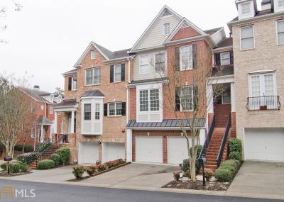 Atlanta Condo/Townhouse New: 5836 Riverstone Cir #12